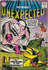 Tales of the Unexpected #53 DC 1960, Space Ranger, Brown, Cardy, Mooney VG