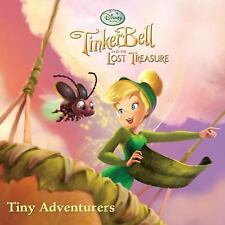 Tiny Adventurers (Tinker Bell and the Lost Treasure / Disney Fairies), RH Disney