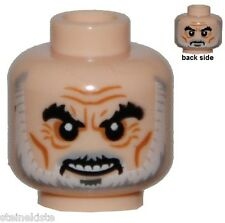 Lego ® Lord of the Rings cabeza para personaje Head Tete hoofd cabeza testa nuevo