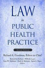 Law in Public Health Practice (2006, Hardcover, Revised)