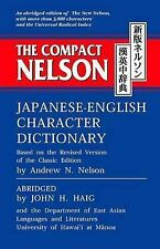 New Nelson Japanese-English Character Dictionary by Andrew Nelson (Paperback,...