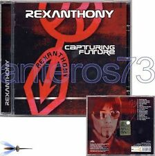 "REXANTHONY ""CAPTURING MATRIX"" RARE CD 15 TRACKS TECHNO"