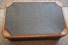 Louis Vuitton Vintage Hard side Suitcase  CHEAPEST of it's kind on EBAY