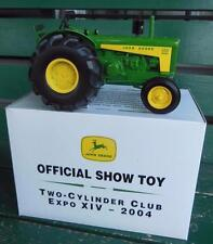 ERTL JOHN DEERE 830 RICE SPECIAL FARM TRACTOR TWO CYLINDER EXPO XIV 04 1:16