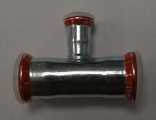 Geberit Mapress 21209 T-Stück reduziert Ø 28x15mm Reduzierung Pressfitting Neu