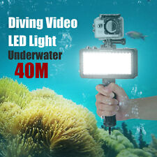 US Underwater 40m/130ft Diving Video 120 LED On-Camera Light 5500K F Gopro Hero