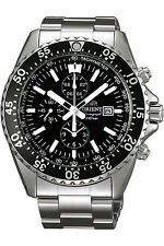 ORIENT FTT11002B0,Men Chronograph,QUARTZ,Brand New,200m WR,WITH TAG AND GIFT BOX