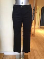 "Gerry Weber 'Romea' Trousers Size 10 BNWT Navy 26"" Inside Leg RRP £80 Now £32"