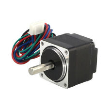 Micro Stepper Motor Nema 11 Bipolar Stepping 0.67A 12Ncm/17oz.in 1.8deg 4 Leads