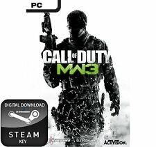 CALL OF DUTY MODERN WARFARE 3 COD MW3 PC AND MAC STEAM KEY