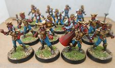 2003 vampire bloodbowl 5th edition citadel pro painted morts-vivants équipe thrall player