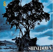 SHINEDOWN - LEAVE A WHISPER     (CD) Sealed