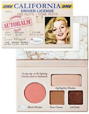 TheBalm Autobalm California Face Palette-New!