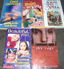 Lot of 50 Used Library & Garage Sale Chapter Books for Young Adults-lot#1