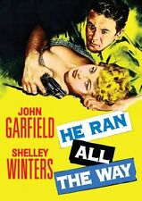 HE RAN ALL THE WAY - DVD - Region 1 - Sealed