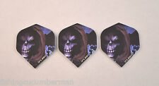 5 SETS OF RUTHLESS iFLIGHT SKULL REAPER EXTRA STRONG DART FLIGHTS