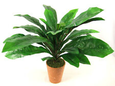 Potted Artificial Silk Plant Bird Nest Fern