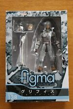 Max Factory Figma No.138 Griffith Berserk Action Figure Japan