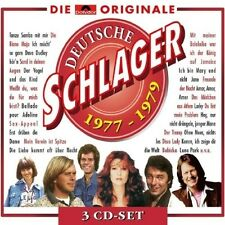 DEUTSCHE SCHLAGER 1977-1979 3 CD NEU - BATA ILLIC, ROY BLACK, MARY ROOS