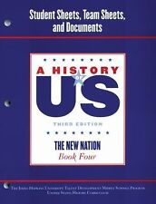 A History of US: Johns Hopkins University Student Workbook for Book 4 Hofus...