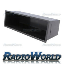 Volvo S40 & v40 Car Radio Stereo Double Din Aperture Blank Off Trim Single Din
