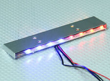 New 1/10 Scale Police Flashing Emergency LED Light Bar Kit RC Car Truck hpi losi