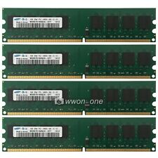 New Samsung 16GB 4x4GB DDR2-800MHz PC2-6400 240pin Fr AMD CPU Motherboard Memory