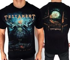 TESTAMENT  - DARK ROOTS OF EARTH (LICENSED FOR SOUTH AMERICA) SIZE S