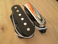 G.M. Tele Telecaster Chrome Neck Pickup, and Bridge set