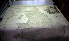 Antica mappa, Karte von ENGLAND und Wallis