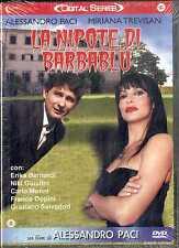 LA NIPOTE DI BARBABLU Alessandro Paci Miriana Trevisan DVD NEW SIGILLATO