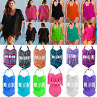 New Plus Size Women Summer Push Up Padded Tassel Bikini &Swimwear Cover Up Dress
