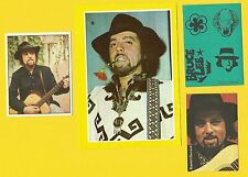 Daniel Gerard Fab Card Collection The Dangers France's first rock stars