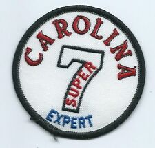Carolina Freight Patch, Super 7 Expert, driver/employee 3 inches diameter #294