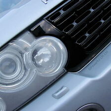 Full Black L405 style grille conversion Range Rover L322 2005-09 supercharged