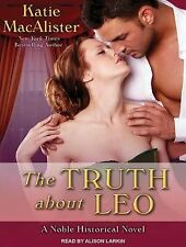 The Truth about Leo 4 by Katie MacAlister (2014, MP3 CD, Unabridged)