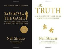 Neil Strauss: Le Jeu & The Truth - 2 Livres Set Collection - RRP