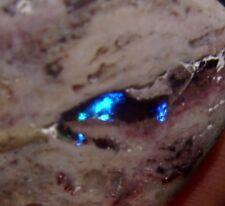 CeS Anhänger - HERZ - mit einem mexikanischen Feueropal / mexican opal