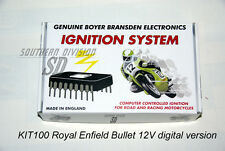 Boyer Micro-Digital Ignition Enfield 350 500 India Bullet elektronische Zündung