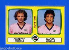 CALCIATORI PANINI 1985-86 - Figurina-Sticker n. 488 -GUERINI#CECIL- PALERMO -Rec