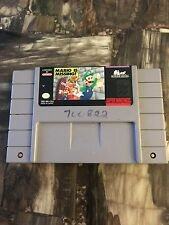 Snes Mario Is Missing L@@K