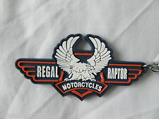 Regal Raptor Keyring NEW in Gift Pack - UK Seller Motorcycles