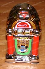 45335.02 Coke and A Song Jukebox Salt & Pepper Shakers (Official Coca-Cola)