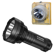Nitecore TM16GT Flashlight -3600 Lumens w/Nitecore EH1 Headlamp