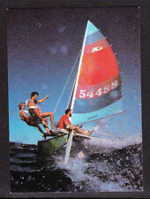 Weet-Bix Spectacular Sports Card No 6 Catamaran Sailing #2