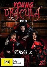 BBC : YOUNG DRACULA - COMPLETE SEASON 2  -  DVD - UK Compatible