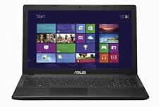 "ASUS X551CA LAPTOP 15.6"" 500GB HDD 4GB RAM 2.0GHz Black Laptop USB 3.0 WIFI"