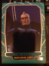 2012 Star Wars Galactic Files 1 #235 Pre Vizsla Death Watch Leader NrMint-MINT