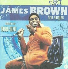 Singles, Vol. 6: 1969-1970 by James Brown (CD, 2009, 2 Discs, Hip-O Select)