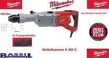 Milwaukee Meißelhammer K 900 S  SDS Max